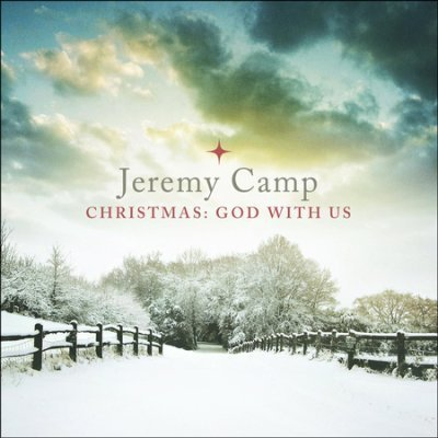 Christmas: God With Us – Jeremy Camp (CD)