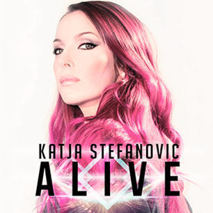 Alive – Katja Stefanovic (CD)