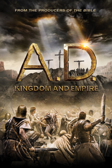 A.D. Kingdom and Empire (4-DVD)