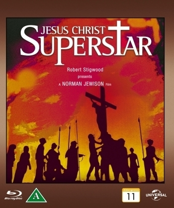 Jesus Christ Superstar – musikaali (Blu-ray)