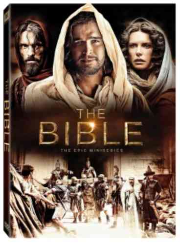 The Bible (4-DVD)