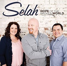 Hope Of The Broken World - Selah (CD)