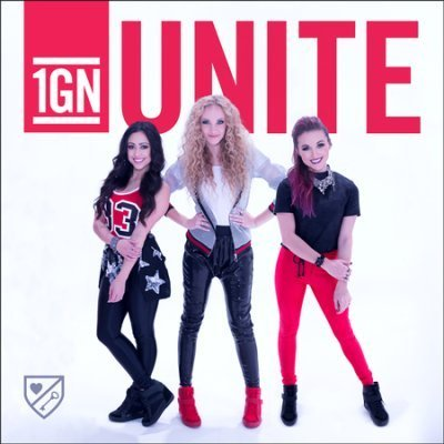 Unite - 1 Girl Nation (CD)
