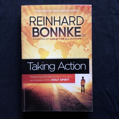 Taking Action – Reinhard Bonnke (käytetty)