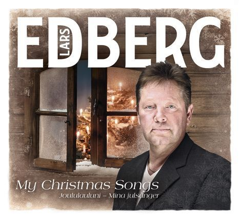 My Christmas Songs - Lars Edberg (CD)