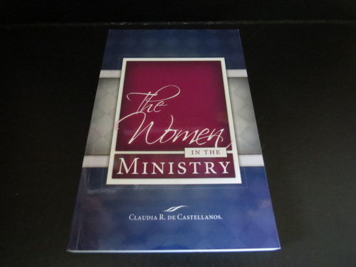 The Women in the Ministry – Claudia Castellanos (käytetty)