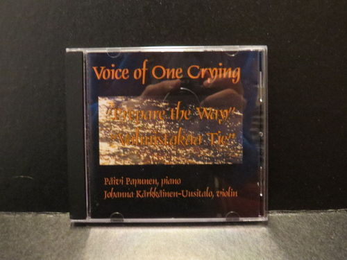 Voice of One Crying (käytetty) (CD)