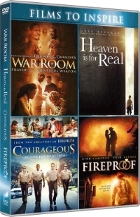 Films to Inspire vol 1 (4-DVD)