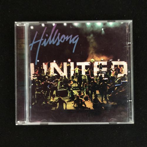 We Stand – Hillsong United (CD) (käytetty)