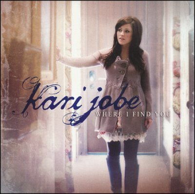 Where I Find You – Kari Jobe (CD)