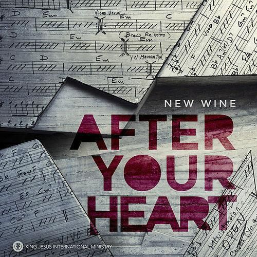 After Your Heart – New Wine (CD)