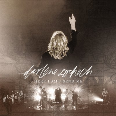 Here I Am Send Me (live) – Darlene Zschech (CD)