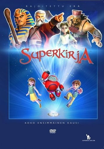 Superkirja (DVD)