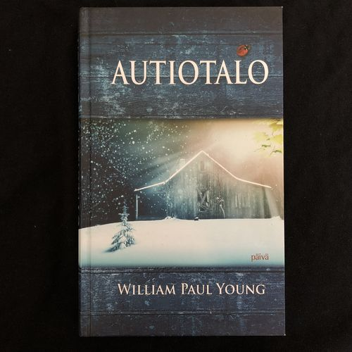 Autiotalo – William Paul Young (käytetty)