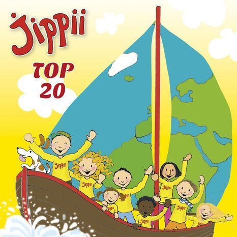 TOP 20 – Jippii (CD)