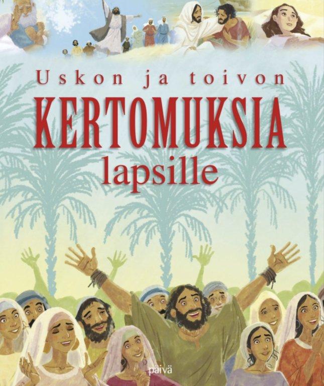 Raamatun Kertomuksia Lapsille