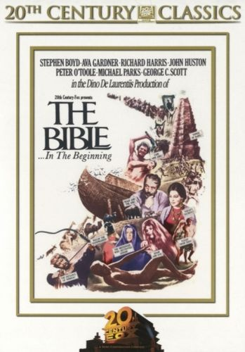 The Bible – In The Beginning 1966 (DVD)