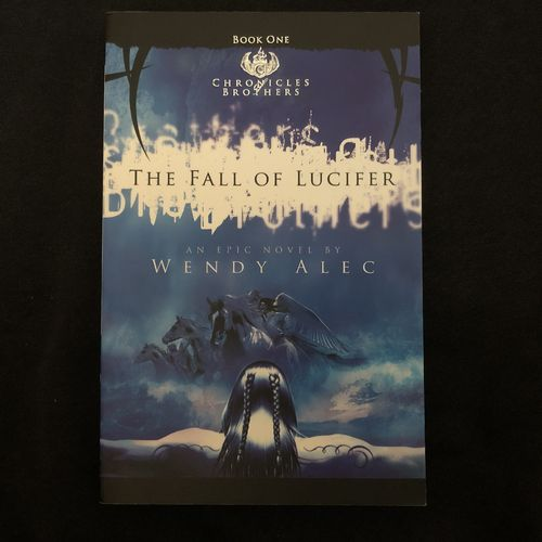 The Fall of Lucifer – Wendy Alec (käytetty)