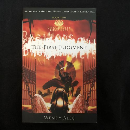The First Judgment – Wendy Alec (käytetty)