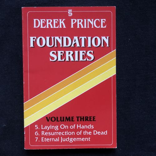 Foundation series III – Derek Prince (käytetty)